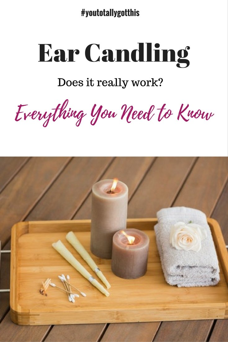 Have you ever wondered if ear candling works. I tried it, get the low down here | http://www.youtotallygotthis.com/ear-candling-did-it-light-my-fire/ | #health #alternative medicine