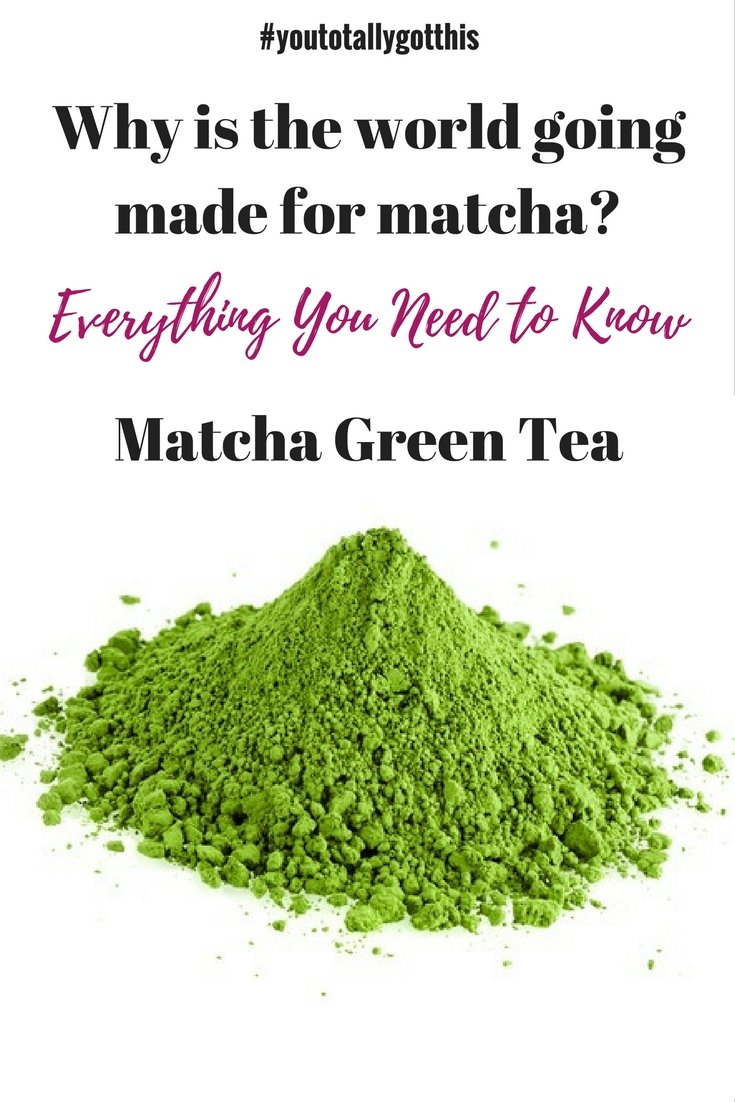 Have you tried a matcha latte? Find out why  you should | http://www.youtotallygotthis.com/matcha-green-tea-why-is-the-world-going-mad-for-matcha/ | #matcha #health