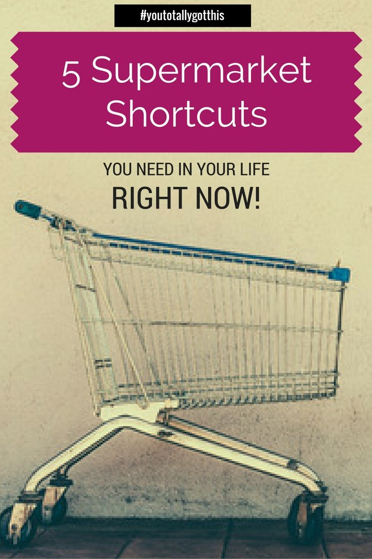 Get a quick and healthy dinner on the table fast using these 5 supermarket shortcuts | http://www.youtotallygotthis.com/quick-weeknight-dinners-5-supermarket-shortcuts-you-need-right-now/