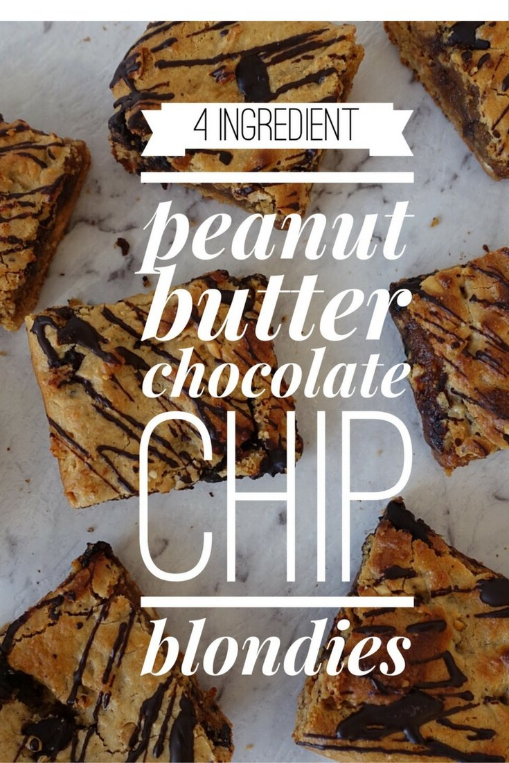 The most popular recipe on you totally got this ever! Super quick and easy peanut butter & chocolate blondies they are gluten free, dairy free, low sugar & amazing | http://www.youtotallygotthis.com/peanut-butter-chocolate-blondies-gluten-free-dairy-free-low-sugar-delicious/ | #healthytreat #yum