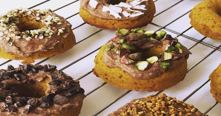 Healthy Donuts – Gluten Free, Dairy Free, Sugar Free!