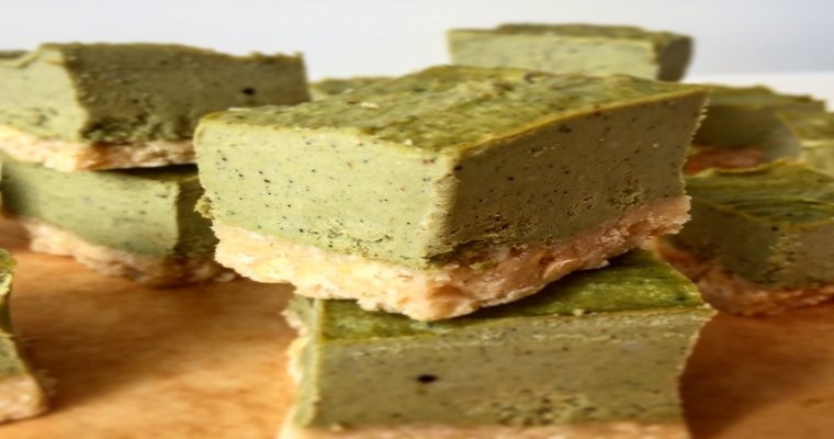 Matcha Key Lime Slice – Eat Yourself Healthy With Every Bite