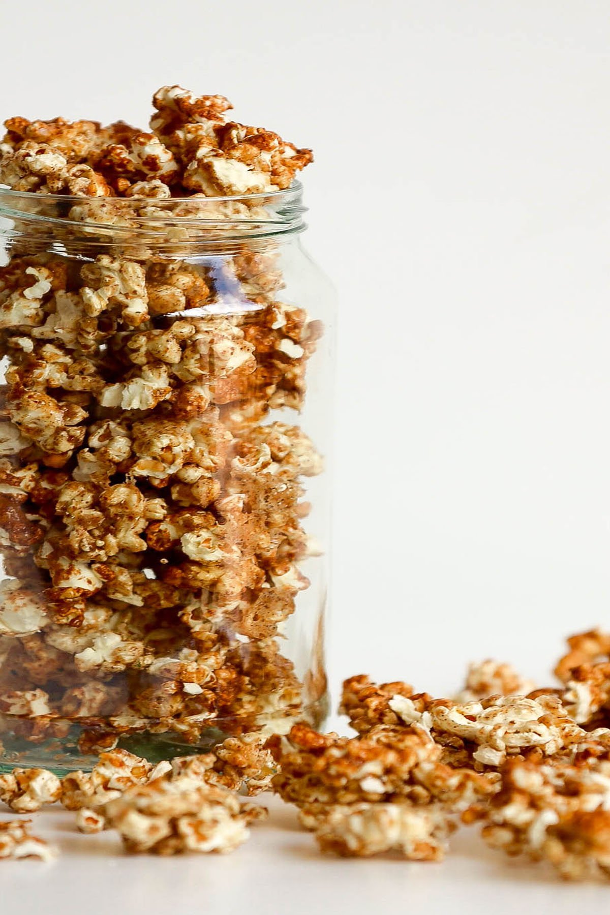 Salted Caramel Cinnamon Popcorn - You Totally Got This - Quick & Easy Recipe