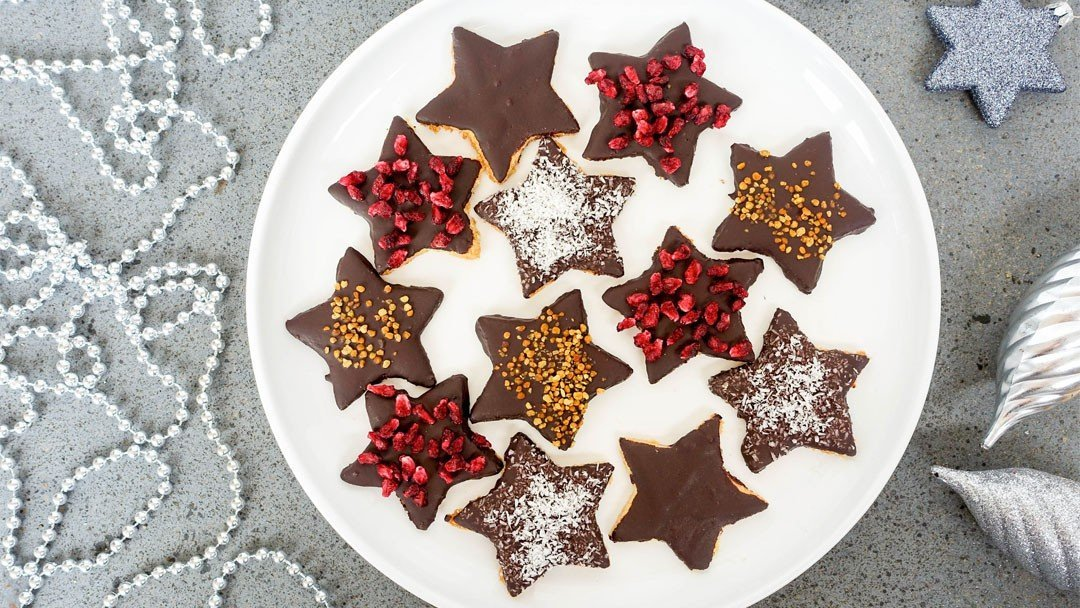 Sugar Free, Gluten Free Christmas Shortbread – And it's delicious!