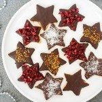Sugar Free Shortbread - Christmas