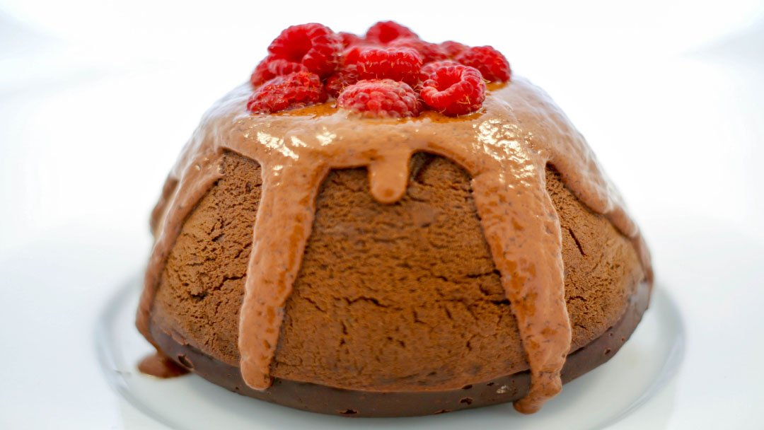Low Sugar Chocolate Pudding - Guilt Free & Delicious