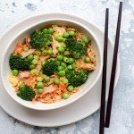 Chicken Fried Rice - You Totally Got This - Quick and Easy Dinner Recipe