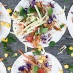 Tasty Chicken Tacos - You Totally Got This - Quick and Easy Dinner Recipe