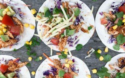 Tasty Chicken Tacos – Never Buy a Taco Kit Again!
