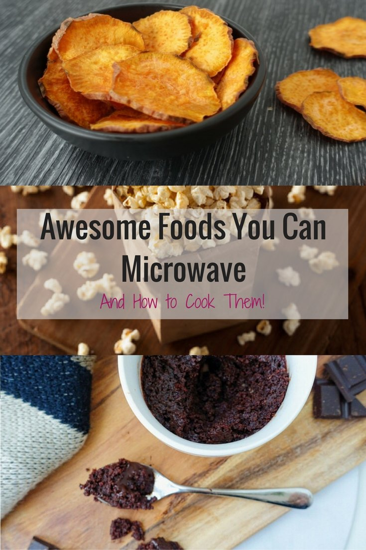 5 Awesome Foods You Can Microwave, Find out how here | | #recipe #cooking