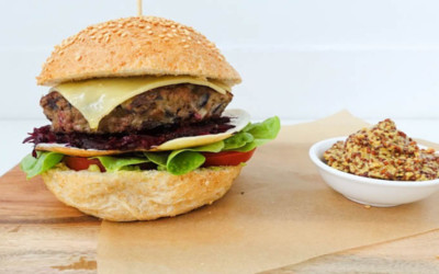 Quick & Healthy Aussie Burgers – Your Weeknight Dinner Sorted