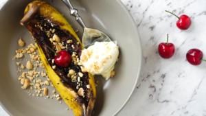 BBQ Banana Split - You Totally Got This - Quick & Easy Recipe