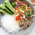 Pho Salad Bowl - You Totally Got This - Quick & Easy Dinner Recipe