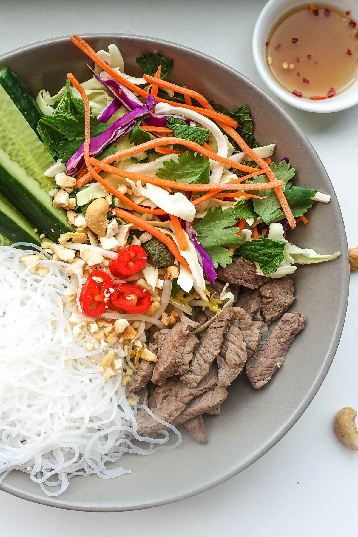 Salad Bowl - You Totally Got This - Quick & Easy Recipe
