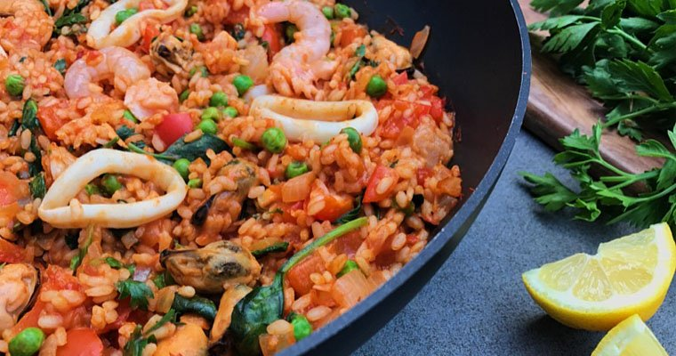 Quick & Easy Seafood Risotto – It's No-Stir and Brilliant!