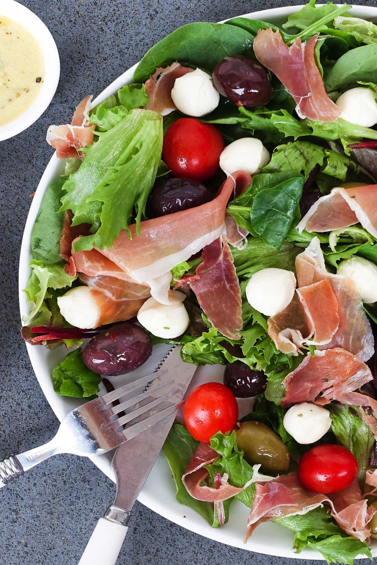 No Chops Salad  - You Totally Got This - Quick and Easy Dinner Recipe