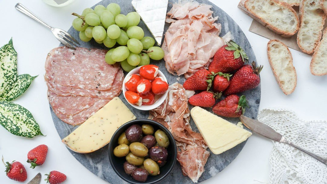 How to make a killer party platter