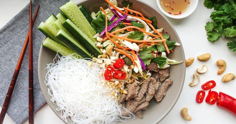 Pho Salad Bowl