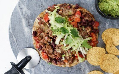 Taco Pizza – Just When You Thought Pizza Couldn't Get Any Better