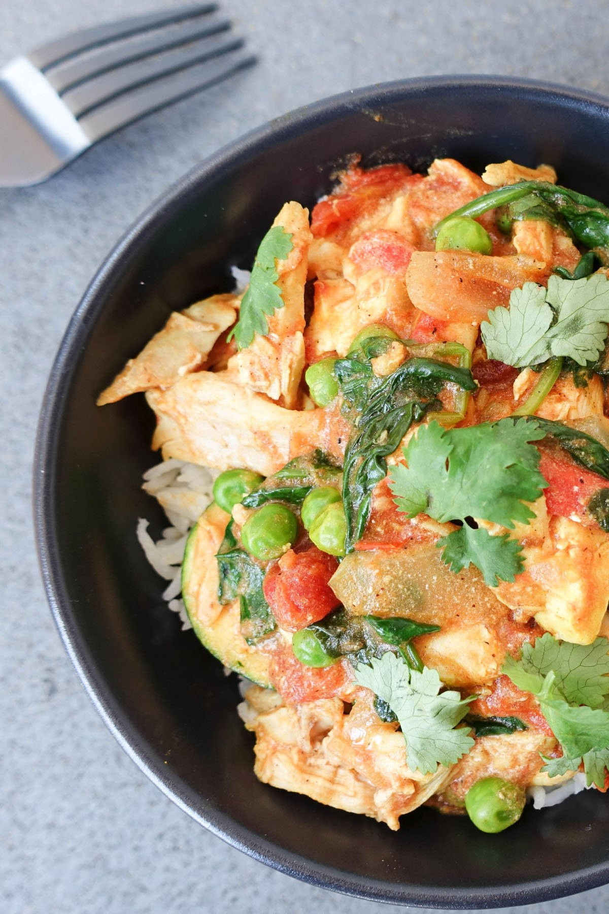 Chicken Curry Recipe - You Totally Got This - Quick & Easy Recipe