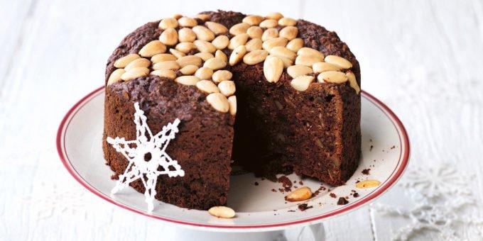 Totally Messed With Christmas Cake- I Quit Sugar Sarah Wilson Simplicious