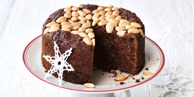 Totally Messed With Christmas Cake- I Quit Sugar Sarah Wilson Simplicious
