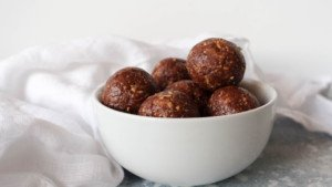 Easy Choc Peanut Butter Bliss Balls - You Totally Got This - Quick & Easy Recipe