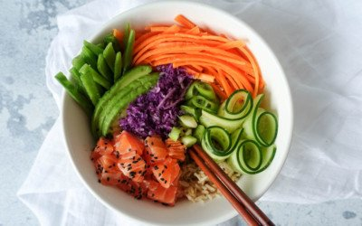 Quick & Easy Poke Bowl Recipe – Cook the Hottest Food Trend at Home Tonight