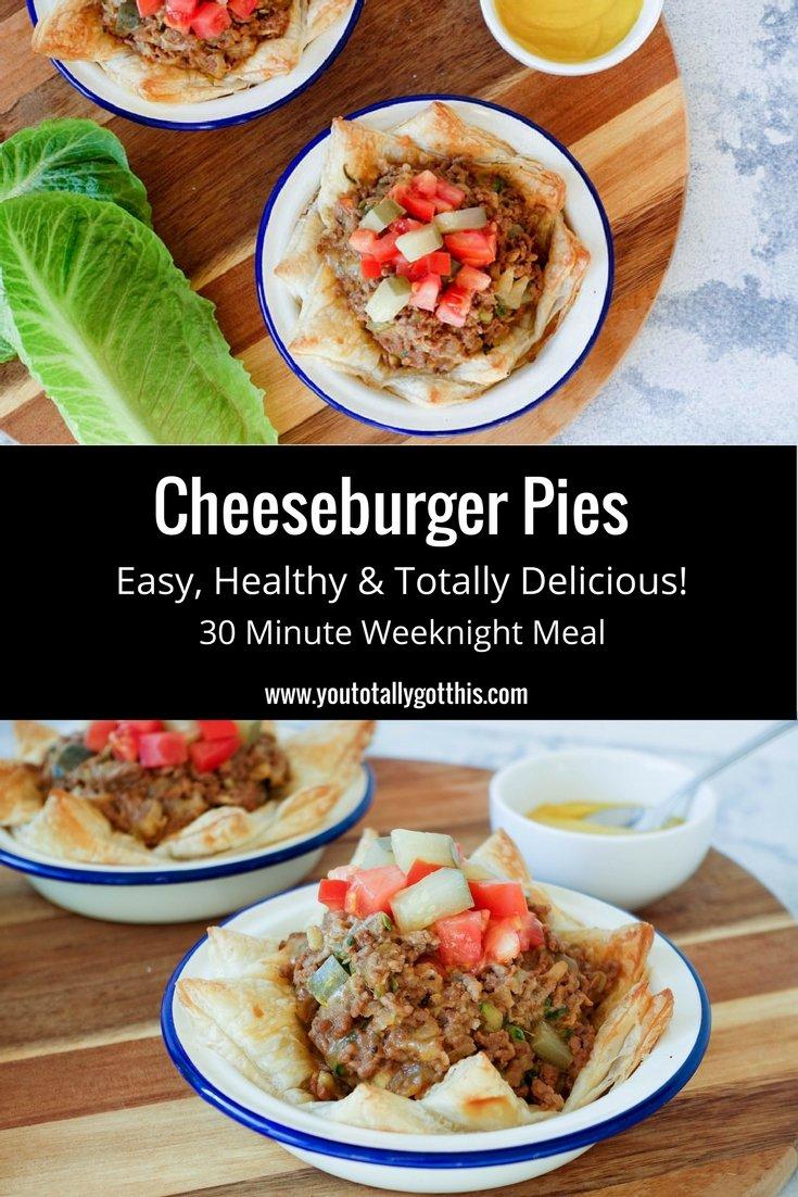 Cheeseburger Pie Recipes