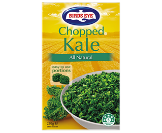 Frozen Chopped Kale - Birds Eye