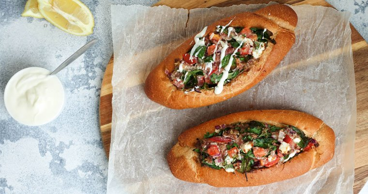 Easy Lamb Pide Recipe – Delish 30 Minute Weeknight Meal