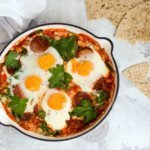 Baked Eggs & Chorizo - You Totally Got This - Quick & Easy Recipe