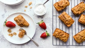 Healthy Carrot Cake Recipe - You Totally Got This - Quick & Healthy Recipe