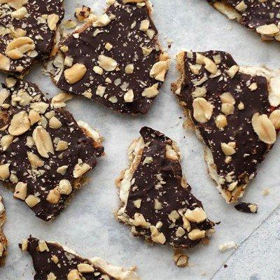 Healthy Chocolate Caramel Slice aka 'Crack' – Yes, It Is That Addictive!