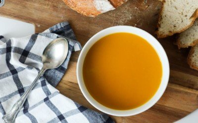 Easy Pumpkin Soup Recipe – Smash Those Winter Blues!