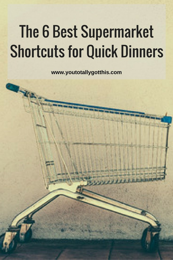 6 Best Supermarket Shortcuts for Quick Dinners