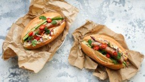 Cheats Pork Banh Mi Recipe - You Totally Got This - Quick & Easy Recipe