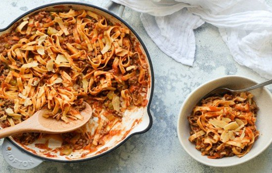 Easy Spaghetti Bolognese Recipe – Your Favourite Weeknight Meal Just Got So Much Better