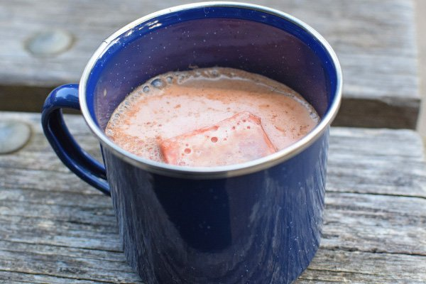 Erin Dreaming of Almonds Ginger Spiced Hot Chocolate - Aussie Bloggers