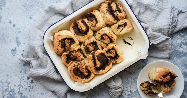 Easy Hot Chocolate Scrolls – Get Em' While They're Hot