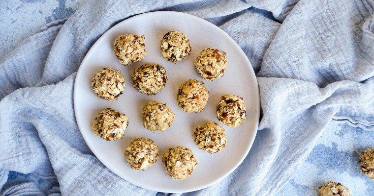 Easy Muesli Balls – No Blitz, No Bake & Only 3 Ingredients