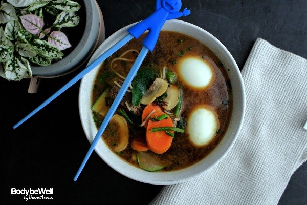 Diana Body Be Well - Pho Easy - 15 Minute Noodle Soup