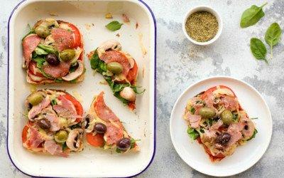 Healthy Pizza Toast – The Easy Recipe the Whole Family Will Love