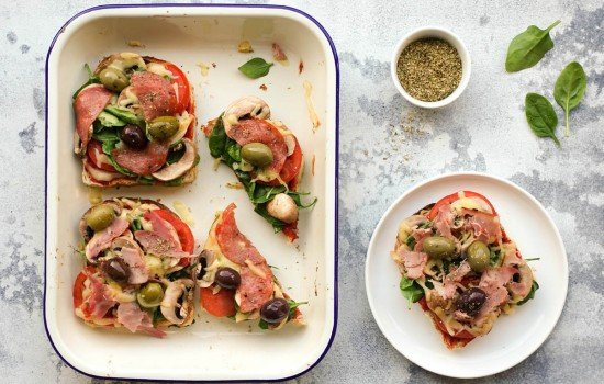 Healthy Pizza Toast – The Easy Recipe the Whole Family Will Love