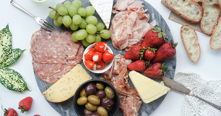 Party Platter - Easy Party Snacks