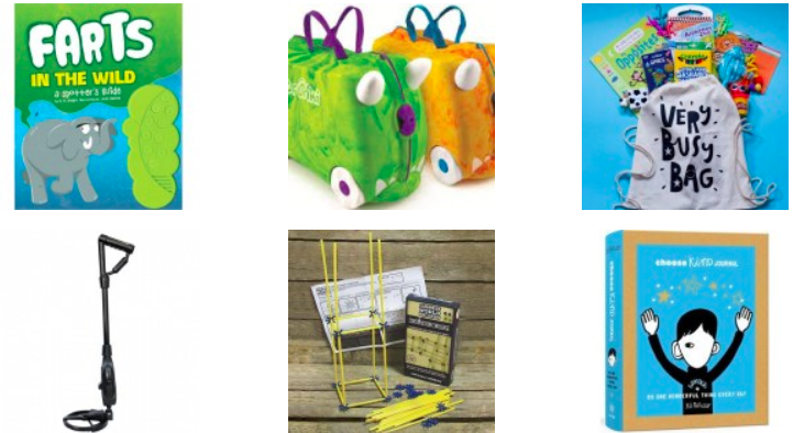 Christmas Gift Ideas for Hard to Buy For Kids