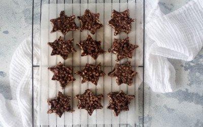 Chocolate Crackles…Christmas Style