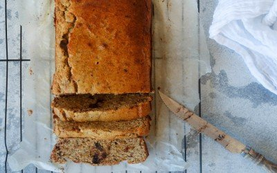 Amazing Chocolate Banana Bread Recipe