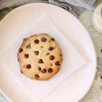 Low Sugar Chocolate Chip Cookie For One - You Totally Got This - Quick & Easy Recipes