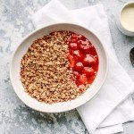 Super Easy Stove Top Crumble Recipe - You Totally Got This - Sugar Free Desserts